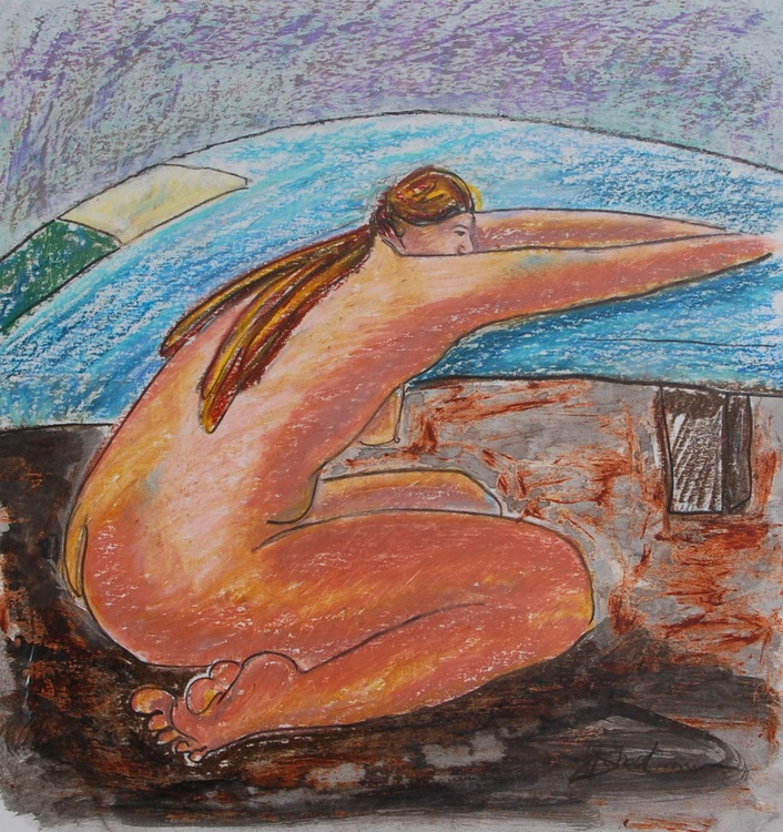 """""""Study after 'Catching the Sun'"""" - Image 0"""