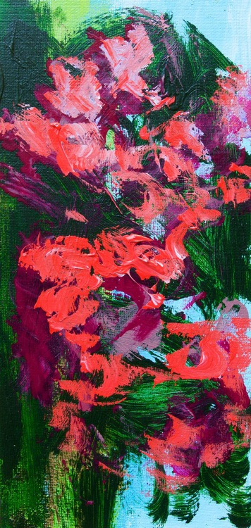 Crude Farm Garden 6 x 12  inches - Image 0