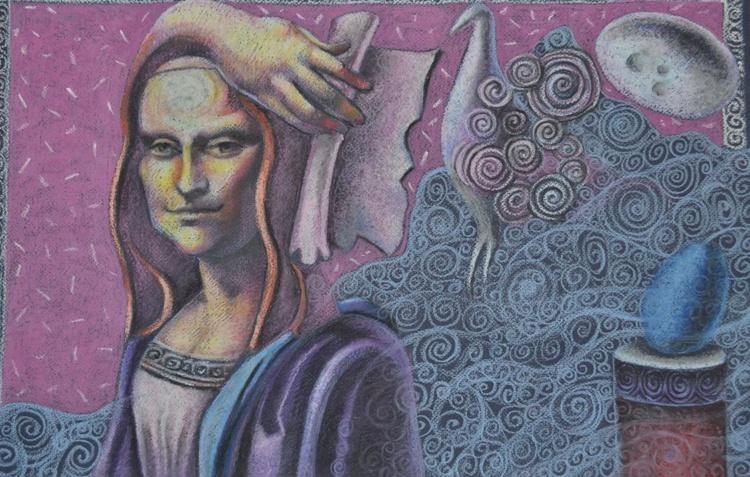 THE SECRET OF MONA LISA - Image 0