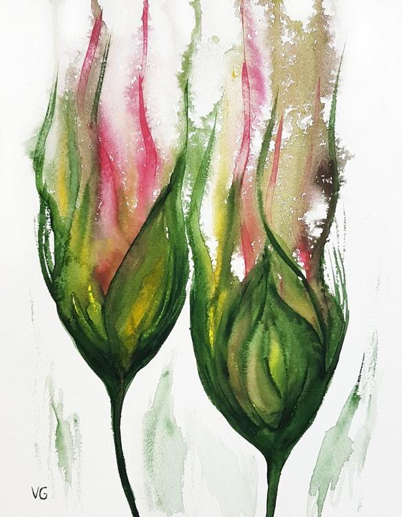Melting flowers 2 - Image 0