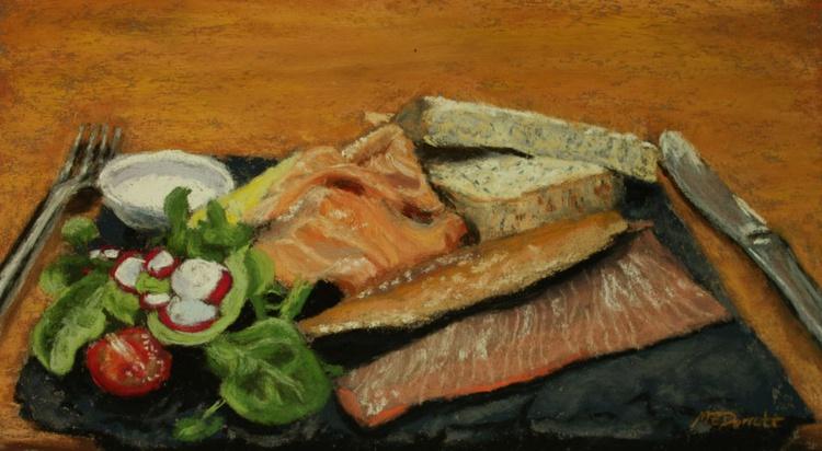 Smoked Fish Platter - Image 0