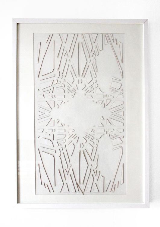 White Geometrics - Image 0
