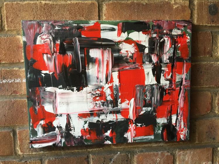 RED DREAMS by ANTONIO LOPES - Image 0