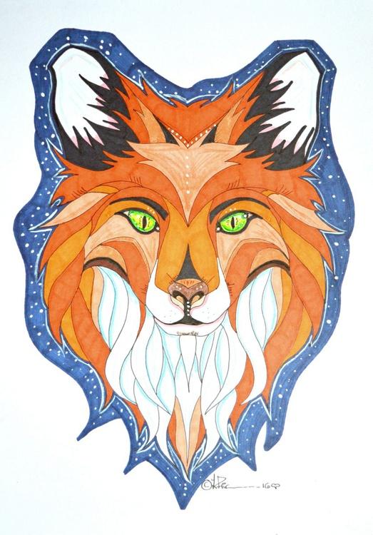 'Night Fox' - Image 0