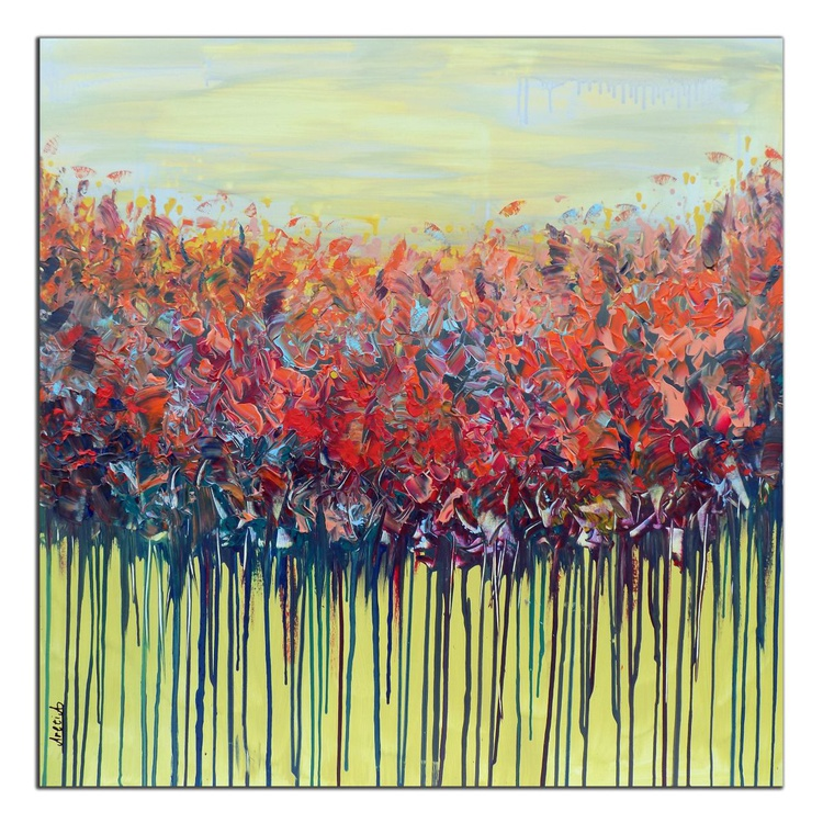 Spring large paintings - Image 0