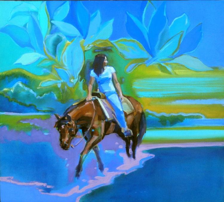 Mystic Rider . Appalachia. - Image 0