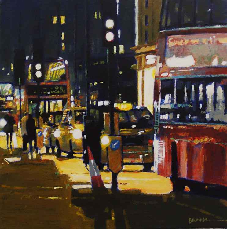 Oxford street. -