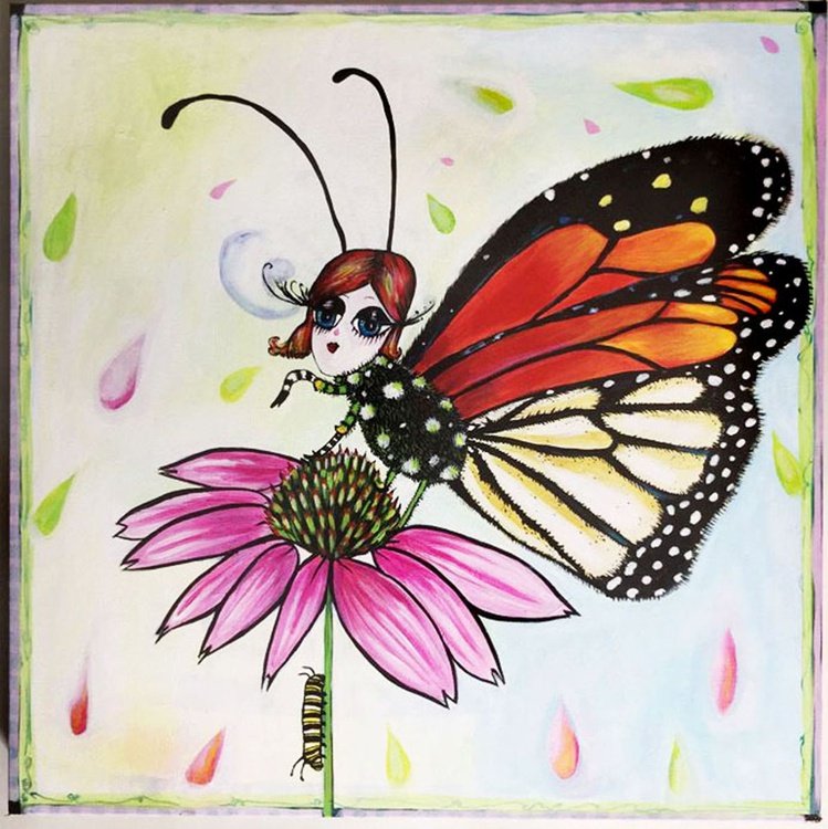 Butterfly Girl - Image 0