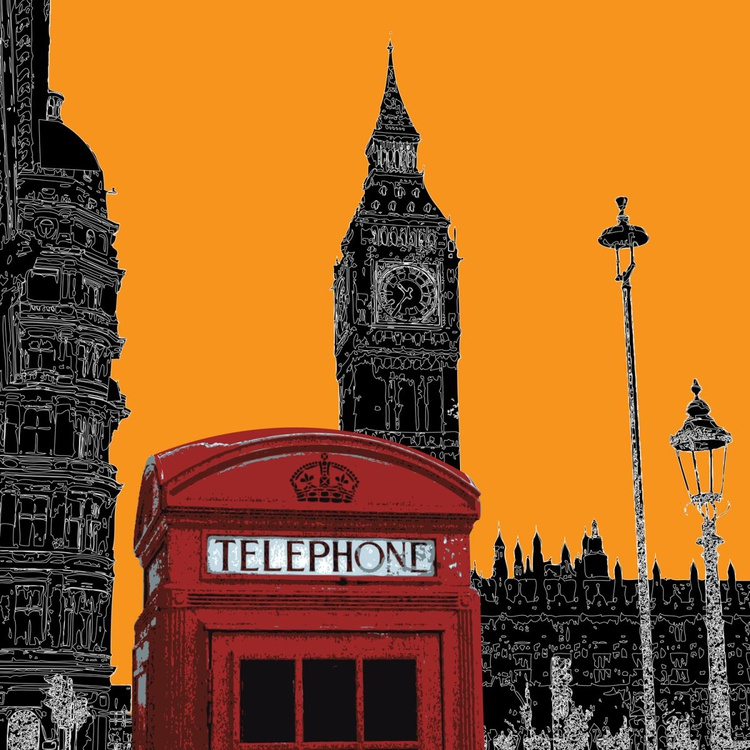 That London Red Phonebox - Image 0