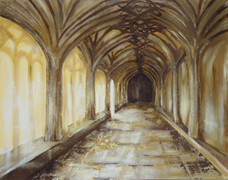 Canterbury Catherdral Cloisters - Image 0