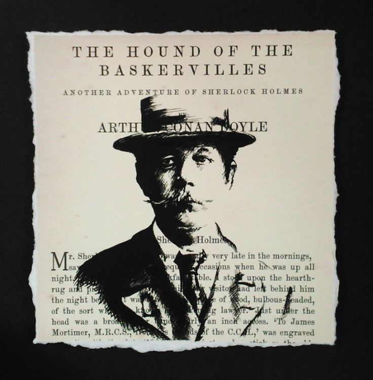 A. C. Doyle - The Hound of the Baskervilles - Image 0