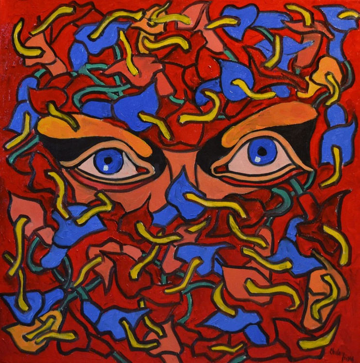 LOOKING THE EYES - Image 0