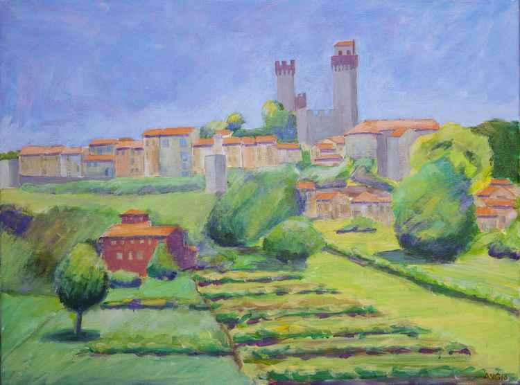 Nozzano Toscane Italy