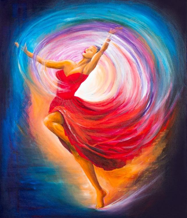 Red Dancer - Image 0