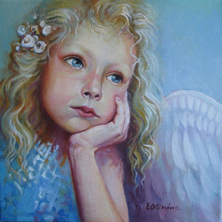 Pensive angel - Image 0