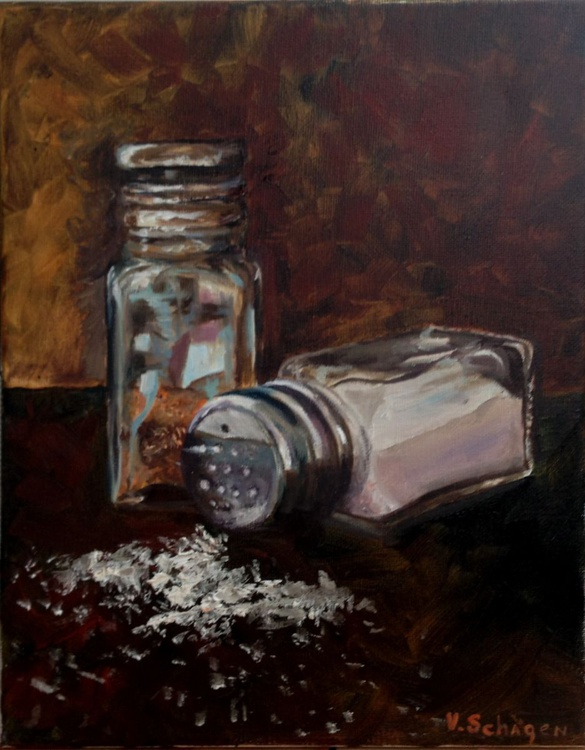 Salt and pepper - Image 0