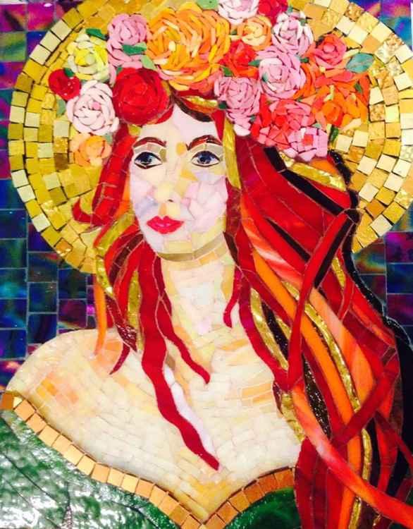 Valentina Autumn Moon Goddess -
