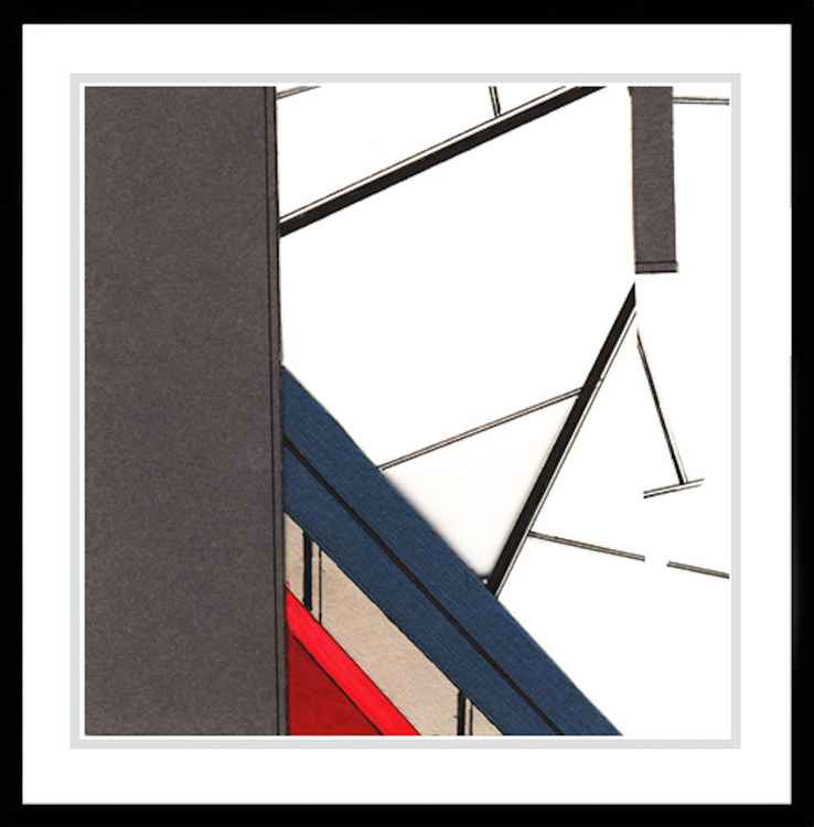 Fractured Bauhaus 3 -