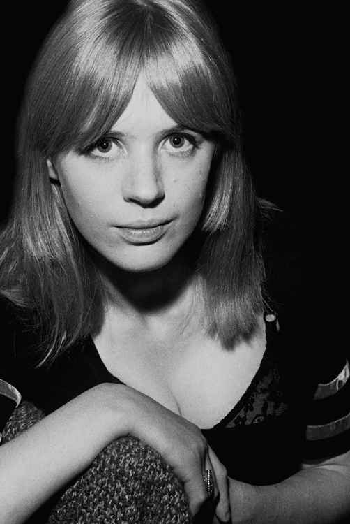 Marianne Faithfull Backstage -