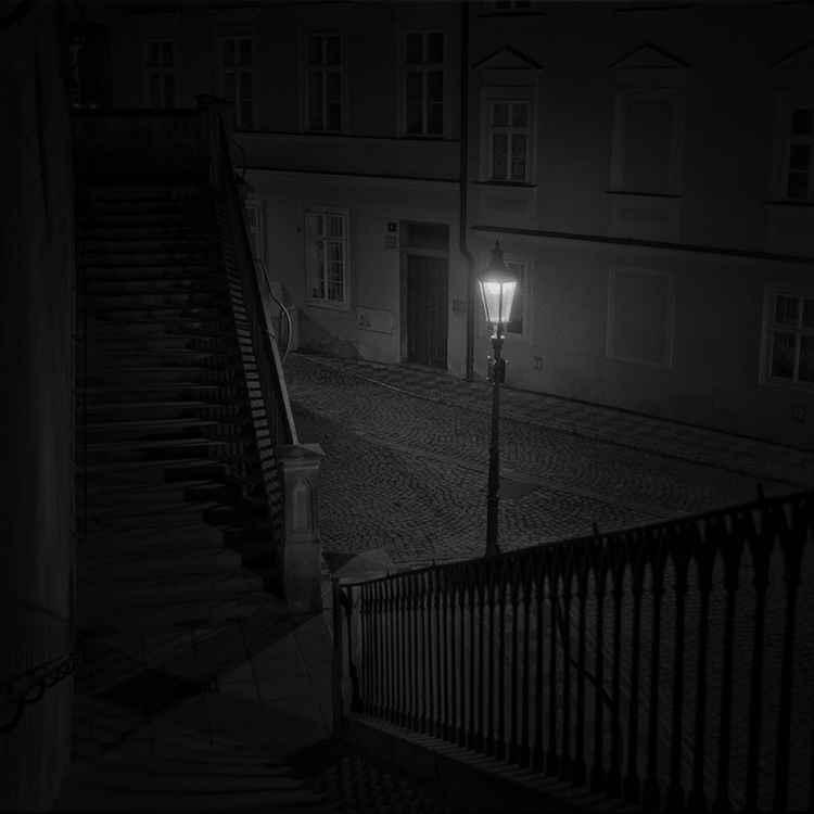 Karluv Steps -