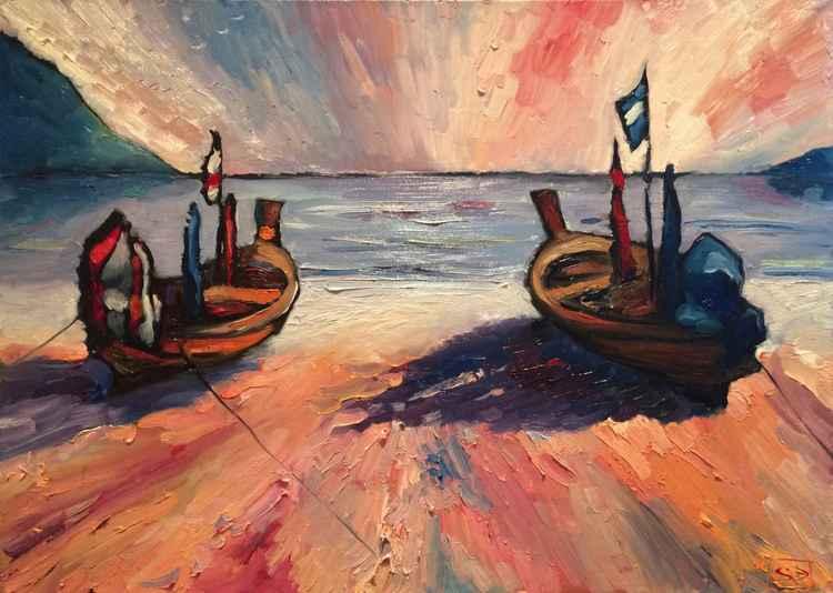 Thai Boats -