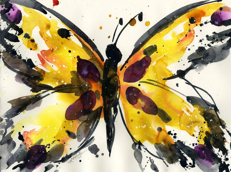 Butterfly Magic No. 2 - Image 0