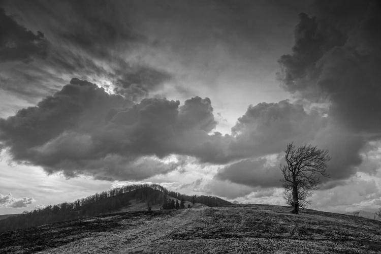 Carpathian sunset - Image 0