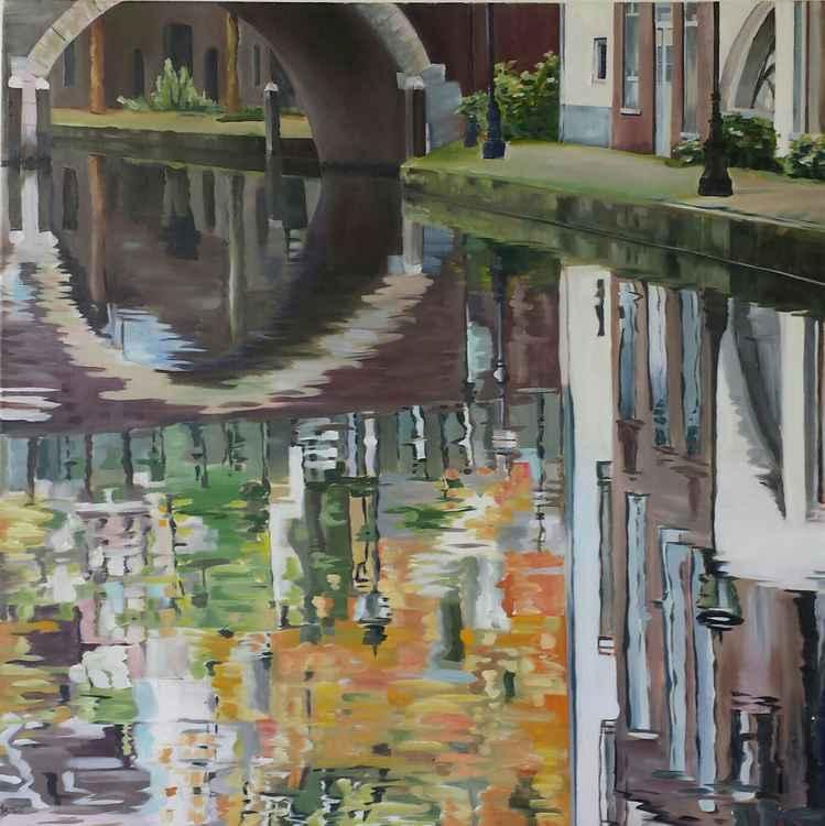 Utrecht Reflected -
