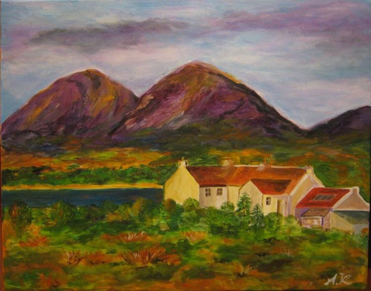 mountainous landscape - Image 0