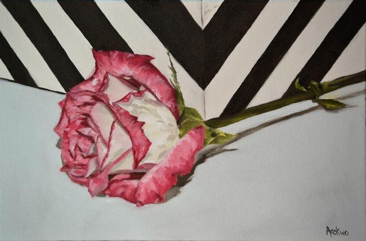 A rose - Image 0