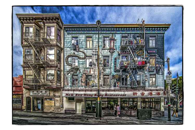 San Francisco #3506 -