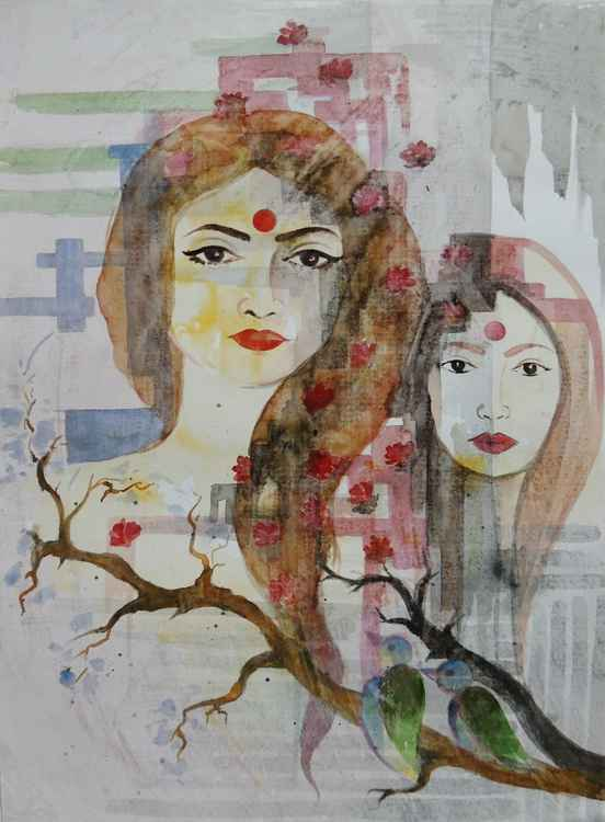Two Lady -