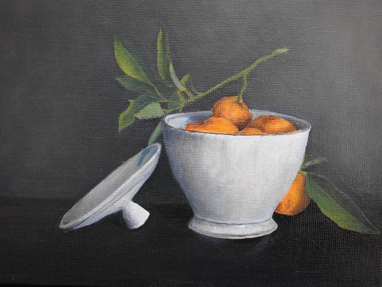 Tangerines Still  Life - Image 0