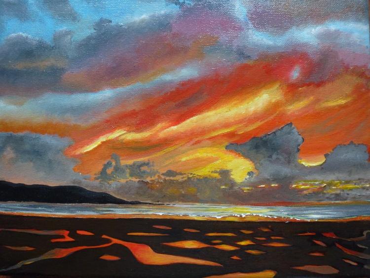 Fiery Sky - Image 0