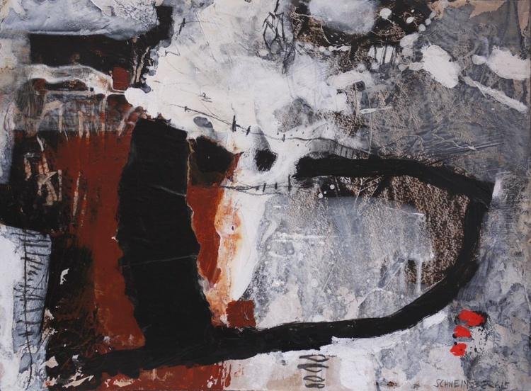 Three Red Dots | Work No. 2015.06 - Image 0
