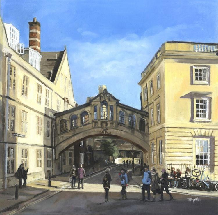 Bridge of Sighs, Oxford - Image 0
