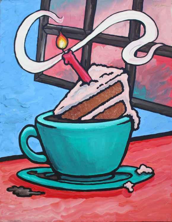 Coffee Cake -