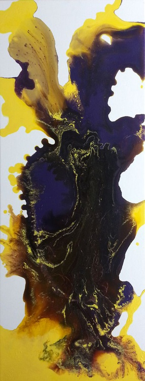 abstract (acrylic painting) - Image 0