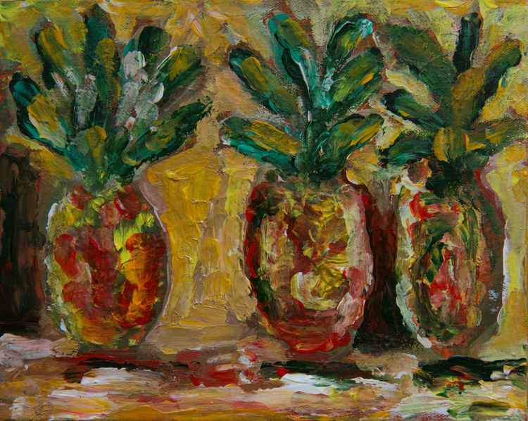 Ananas Tropicales -