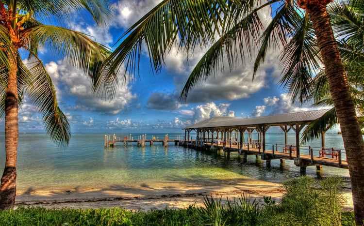 Views od Paradise