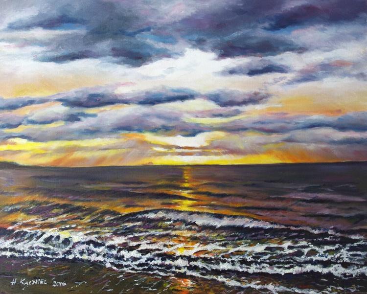 The Amber Sea - Image 0
