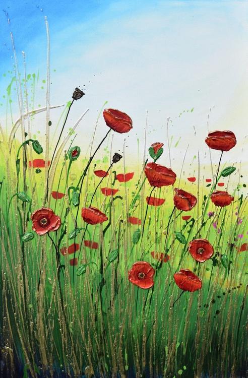 Sunlit Meadow - Image 0