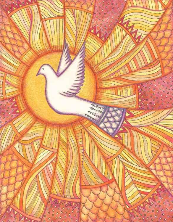 Sun Dove