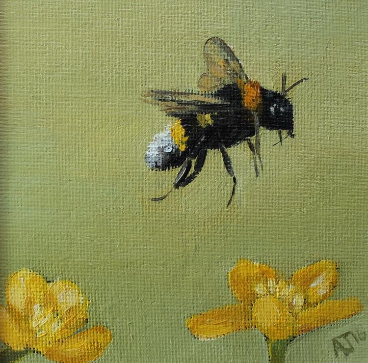 Bumblebee in the Sun - Image 0