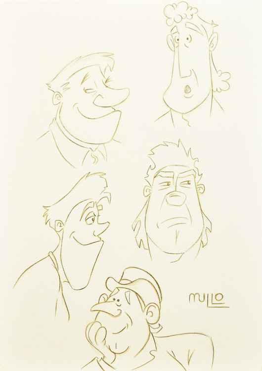 Concept Cartoons 02 -