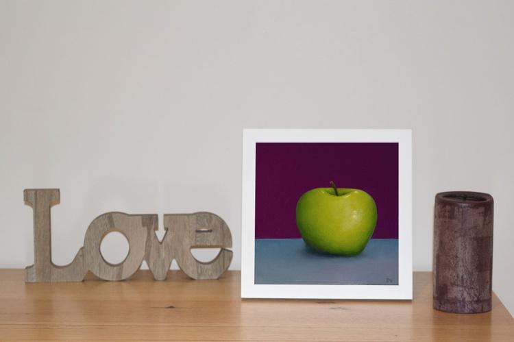 Still life Green apple - Image 0
