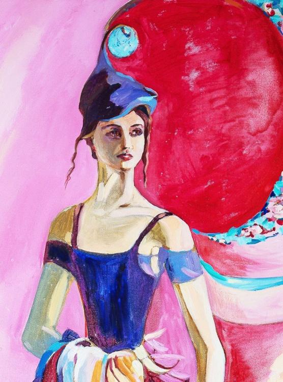 """Anna  Schatz """"Self -portrait"""" - Image 0"""