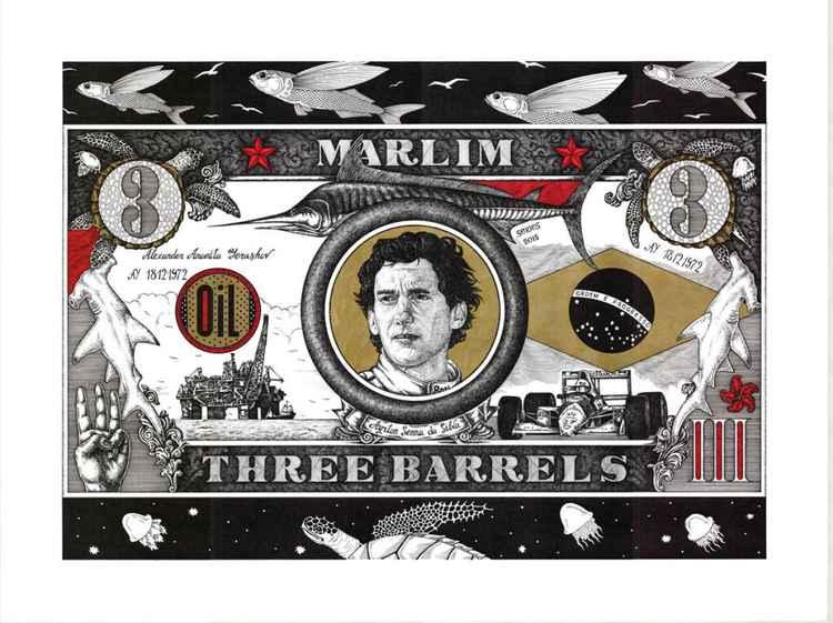 ' 3 barrels' , Barrels series.