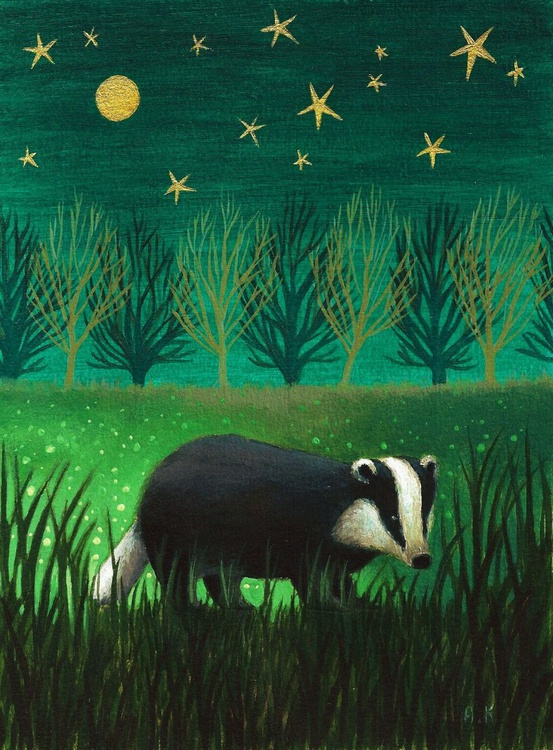 Night Badger - Image 0