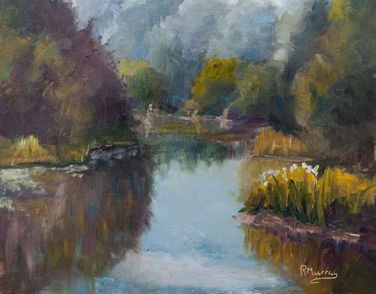 August Pond